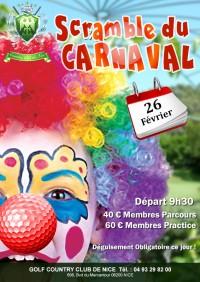 Scramble carnaval