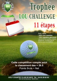 Trophée LOU CHALLENGE