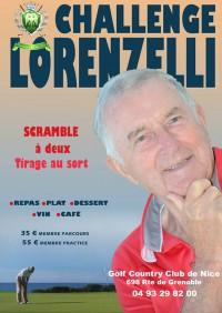 Challenge LORENZELLI