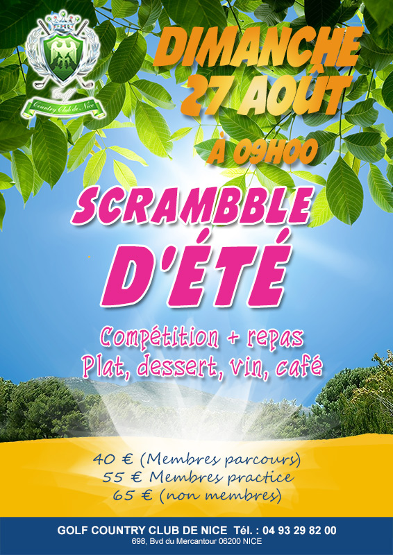 scramble ete news