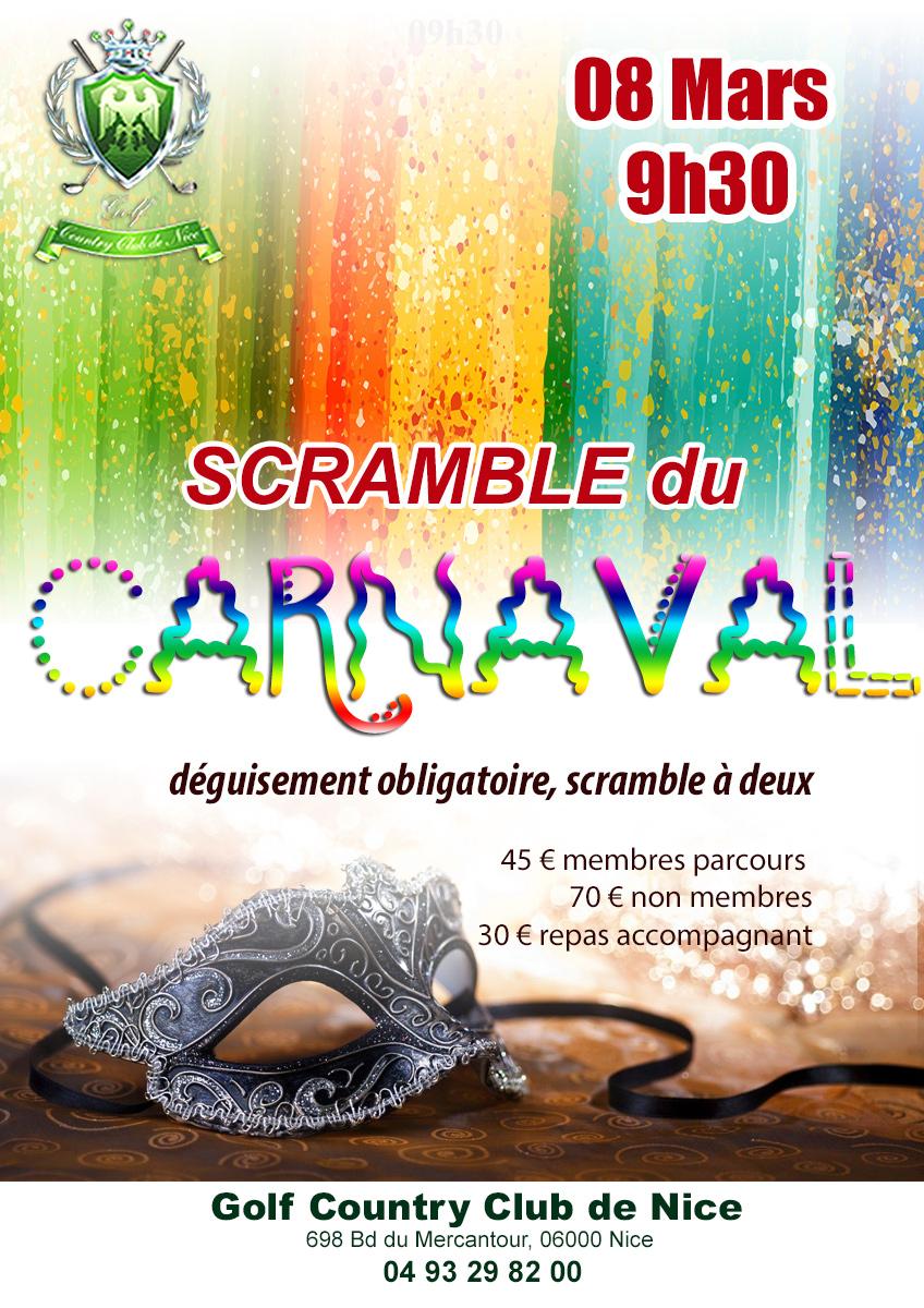 scramble carnaval2020